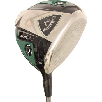 Callaway RAZR Fit uDesign - Green Driver Preowned Golf Club