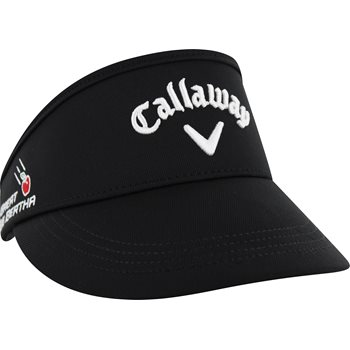 Callaway Tour Authentic High Profile Headwear Visor Apparel
