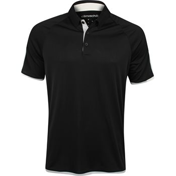 Adidas ClimaChill 3-Stripes Competition Shirt Polo Short Sleeve Apparel