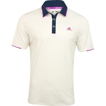 Adidas ClimaCool Branded Performance Shirt Polo Short Sleeve Apparel