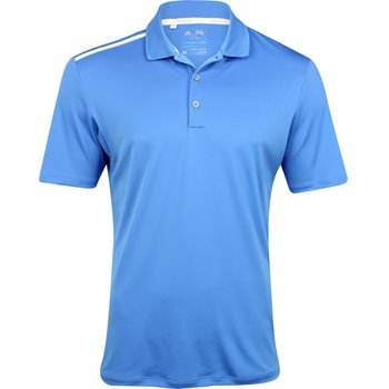 Adidas ClimaCool 3-Stripe Shirt Polo Short Sleeve Apparel