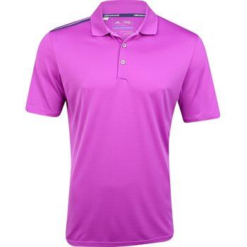 Adidas ClimaCool 3-Stripe Shirt Polo Short Sleeve Apparel