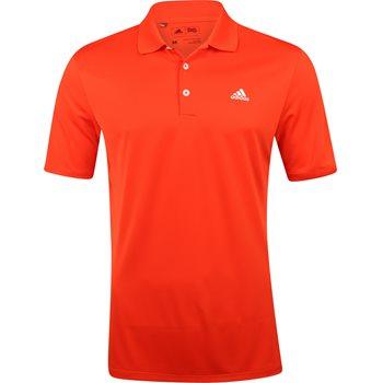 Adidas Adidas Branded Performance Shirt Polo Short Sleeve Apparel