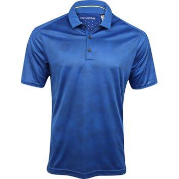 Adidas ClimaChill Dot Fade Shirt Polo Short Sleeve Apparel