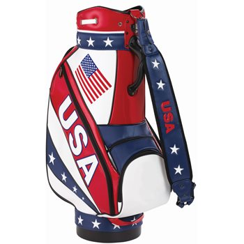 Burton Limited Edition USA Staff Bag Staff Golf Bag
