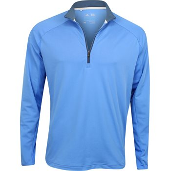 Adidas ClimaCool Competition 1/4 Zip Layering Top Outerwear Pullover Apparel