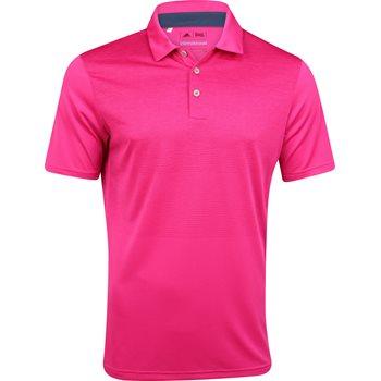 Adidas ClimaCool Ombre Stripe Shirt Polo Short Sleeve Apparel