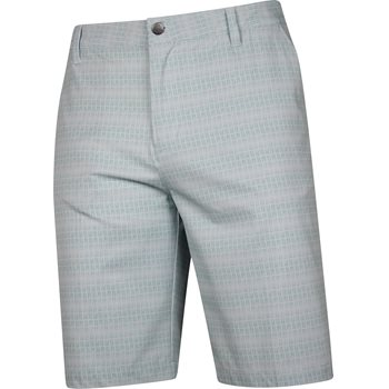 Adidas Ultimate Dot Plaid Shorts Flat Front Apparel