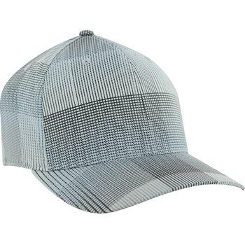 Adidas ClimaCool Plaid Snap Back Headwear Cap Apparel