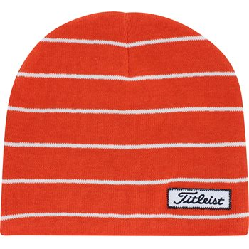 Titleist Striped Beanie 2016 Headwear Knit Hat Apparel