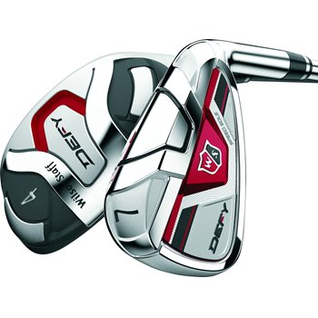 Wilson Staff Defy Combo Iron Set Preowned Golf Club