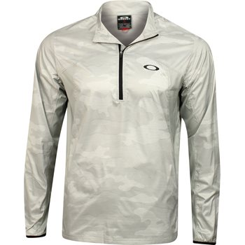 Oakley Factory Lite 1/4 Zip Outerwear Wind Jacket Apparel