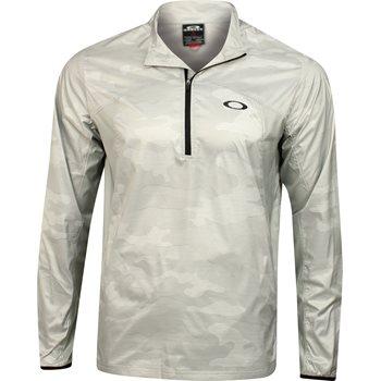 Oakley Factory Lite 1/4 Zip Outerwear Wind Jacket Apparel