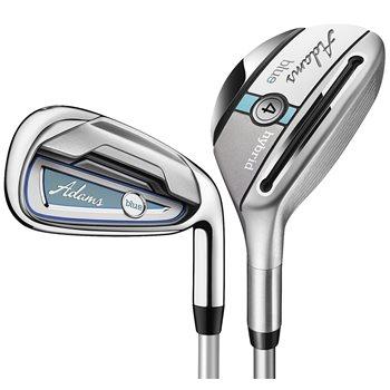 Adams Blue Combo Iron Individual Preowned Golf Club