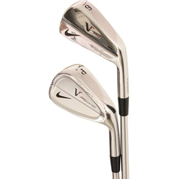 Nike VR Pro Combo/VR Pro Blade Iron Set Preowned Golf Club