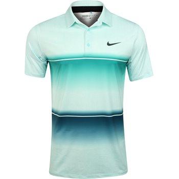 Nike Mobility Stripe Shirt Polo Short Sleeve Apparel