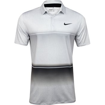 Nike Mobility Stripe Polo Shirt Polo Short Sleeve Apparel