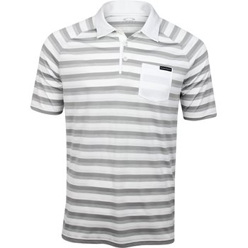 Oakley Ace Stripe Polo Shirt Polo Short Sleeve Apparel