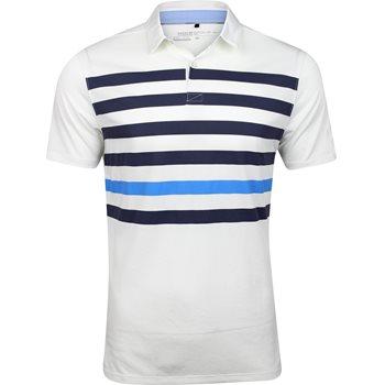 Nike TR Dry Stripe Shirt Polo Short Sleeve Apparel