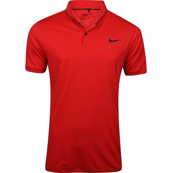 Nike TR Dry Heather Shawl Shirt Polo Short Sleeve Apparel