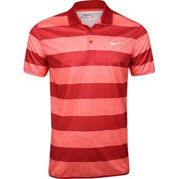 Nike Victory Bold Stripe Shirt Polo Short Sleeve Apparel