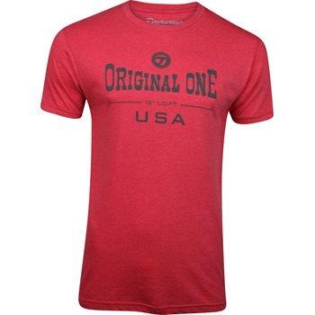 TaylorMade TM Heritage Shirt T-Shirt Apparel