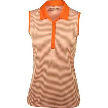 Nike Victory Stripe Sleeveless Shirt Polo Short Sleeve Apparel