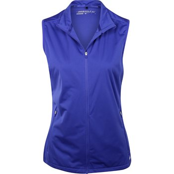 Nike Shield Full Zip Wind Outerwear Vest Apparel
