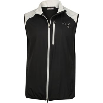 Puma Golf Wind Outerwear Vest Apparel