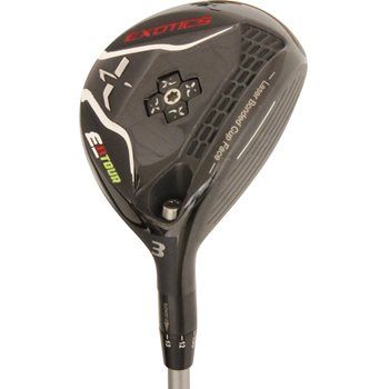 Tour Edge Exotics E8 Tour Fairway Wood Preowned Golf Club