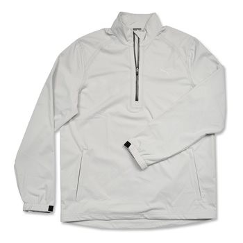 Puma Long Sleeve 1/2 Zip Rainwear Rain Jacket Apparel