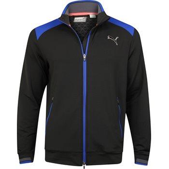 Puma Full Zip Golf Track Outerwear Pullover Apparel