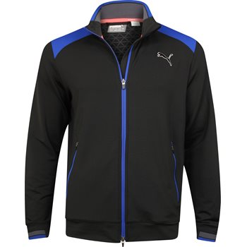 Puma Full Zip Golf Track Outerwear Pullover Apparel