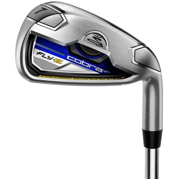 Cobra Fly-Z Blue Iron Set Preowned Golf Club