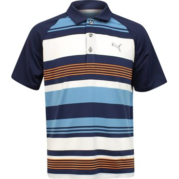 Puma Youth Roadmap Shirt Polo Short Sleeve Apparel