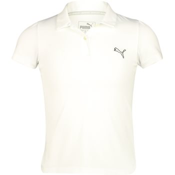 Puma Youth Girls Pounce Shirt Polo Short Sleeve Apparel