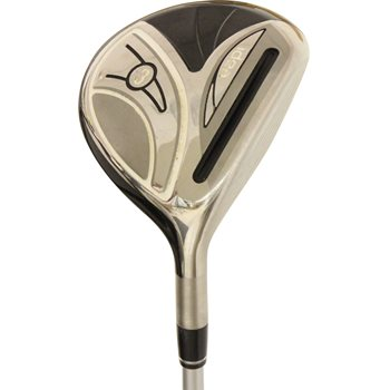 Adams Idea Black/Gold Fairway Wood Preowned Golf Club