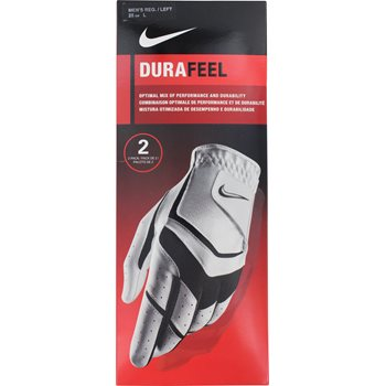 Nike Dura Feel 2-Pack Golf Glove Gloves