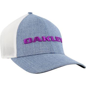Oakley Heather New Era Snap-Back Headwear Cap Apparel