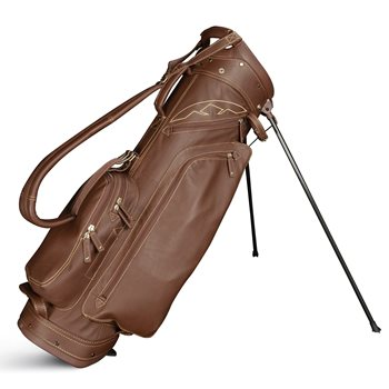 Sun Mountain Leather Stand Golf Bag