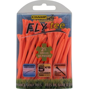 Champ 2 3/4 Zarma Fly Tee Golf Tees Accessories