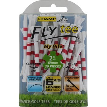 Champ 2 3/4 Zarma My Hite  Golf Tees Accessories