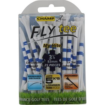 Champ 3 1/4 Zarma My Hite Golf Tees Accessories