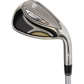 Adams Idea Black/Gold Iron Individual Preowned Golf Club