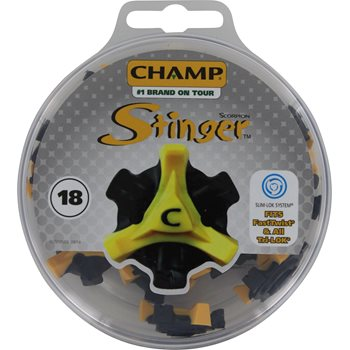 Champ Stinger Slim Loc Golf Spikes Accessories