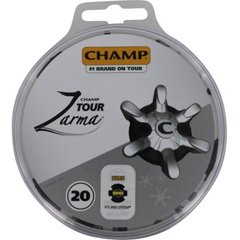 Champ Zarma Pins System Golf Spikes Accessories