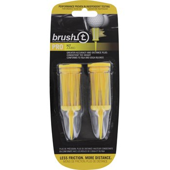 Brush t XLT Golf Tees Accessories