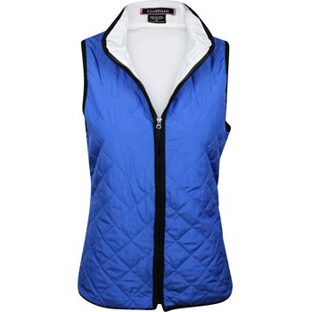 Golftini Quilted Wind Vest Outerwear Vest Apparel