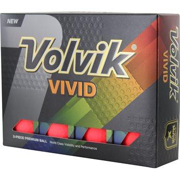 Volvik Vivid Golf Ball Balls