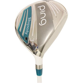 Ping Rhapsody 2015 Fairway Wood Preowned Golf Club